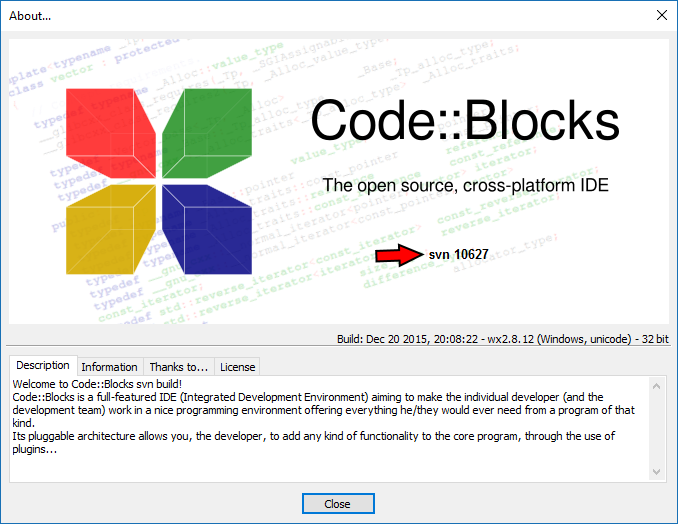 Code Blocks Download ( Latest) for Windows 10 8 7